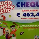 Deen jeugdsponsoractie